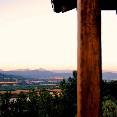 Fantásticas vistas del Pirineo Aragonés