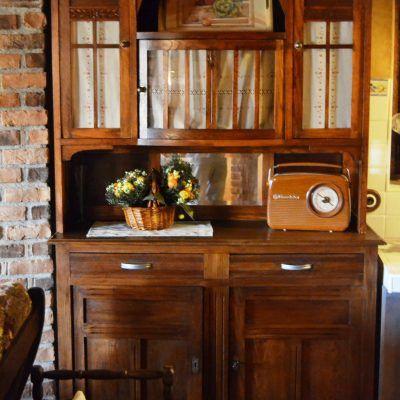 Muebles restaurados con todo detalle