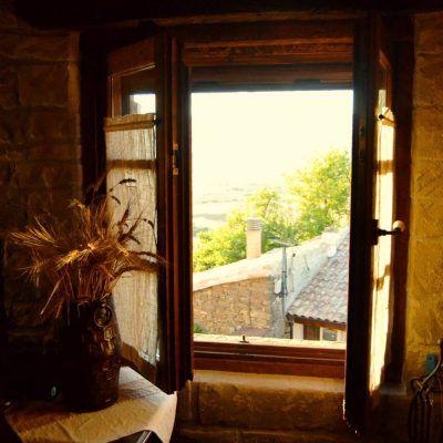 Preciosas vistas desde todas las ventanas de la casa